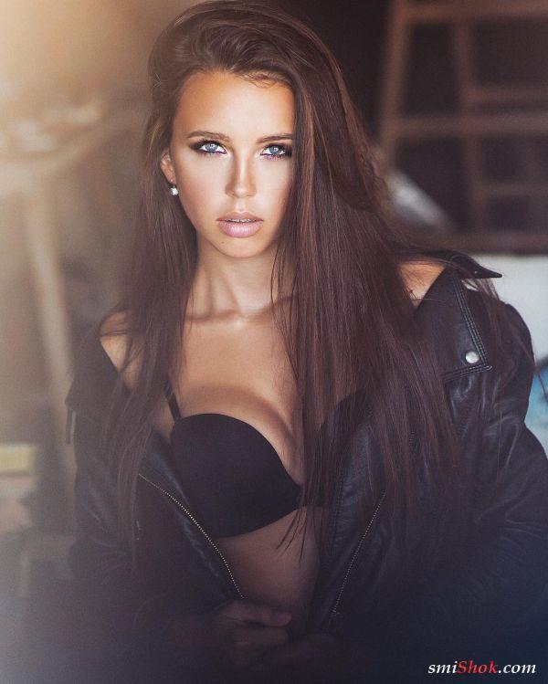 Елена Белкина красивая и талантливая девушка
