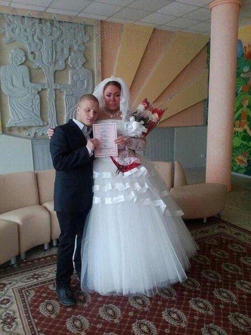 Безудержное веселье на свадьбах. Фото что заставят вас улыбнутся