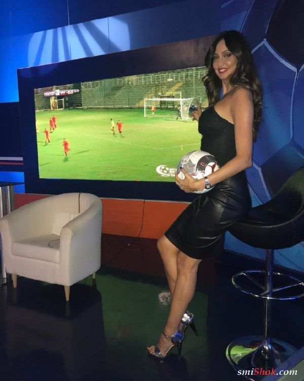 Девушки тоже любят спорт. Спортивные журналистки (20 фото)