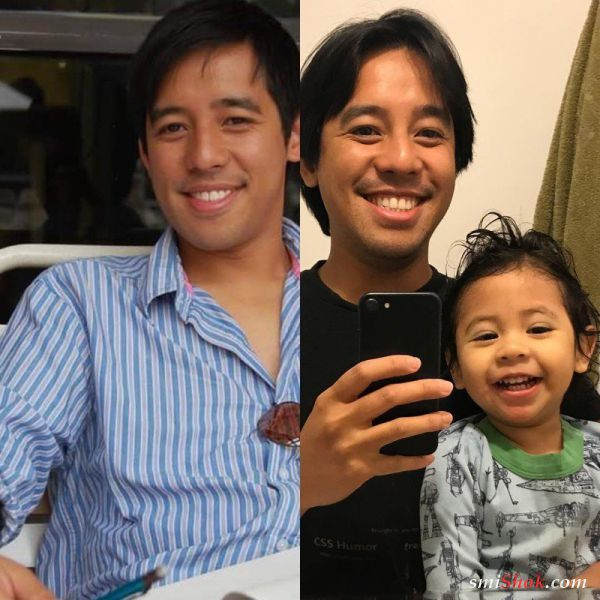 Мир жесток, как появление детей меняет внешность родителей