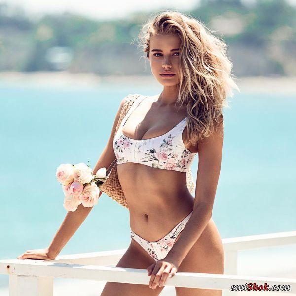 Таня Митюшина модель спортсменка (12 фото)