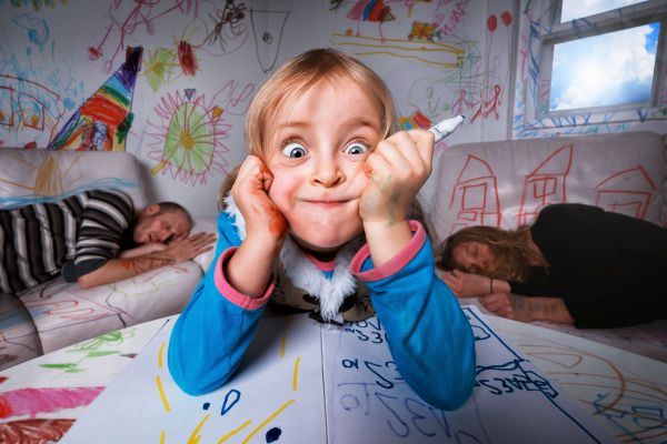 О том, как можно напугать непослушных детей сегодня