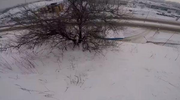 Кирпичи сноубордические. Чуть было не было
