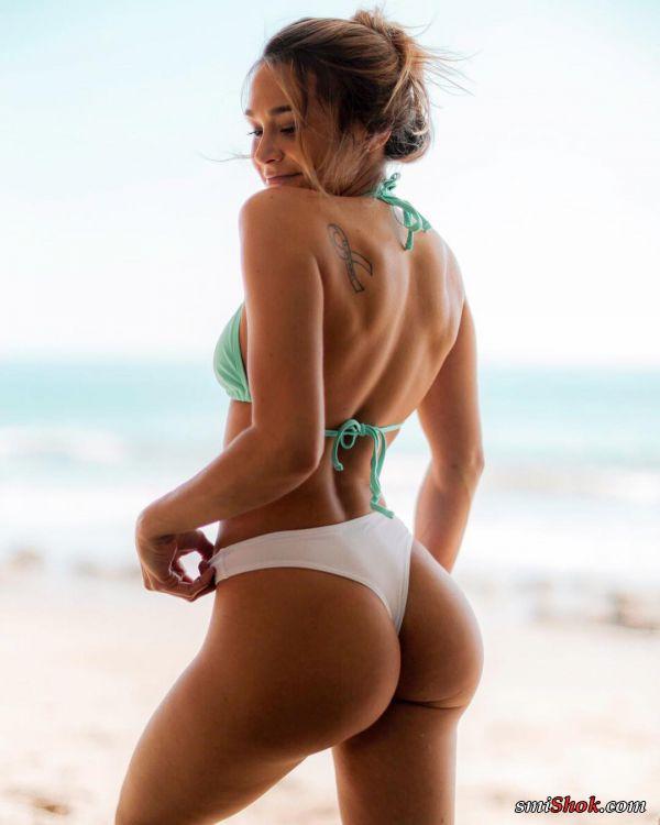 Ханна девушка из Инстаграм (16 фото)