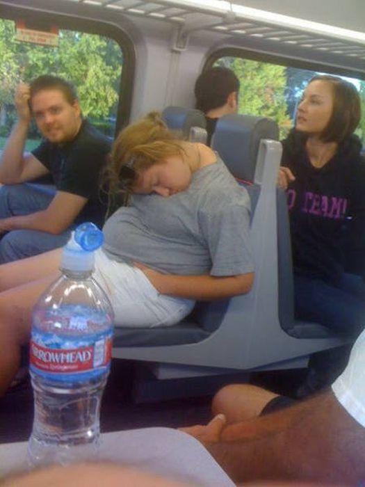 Люди, которым плевать на все (32 фото)