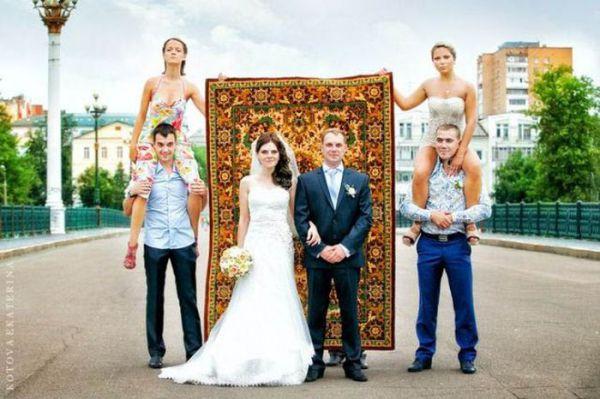 Смешные фото с коврами и их владельцами (32 фото)