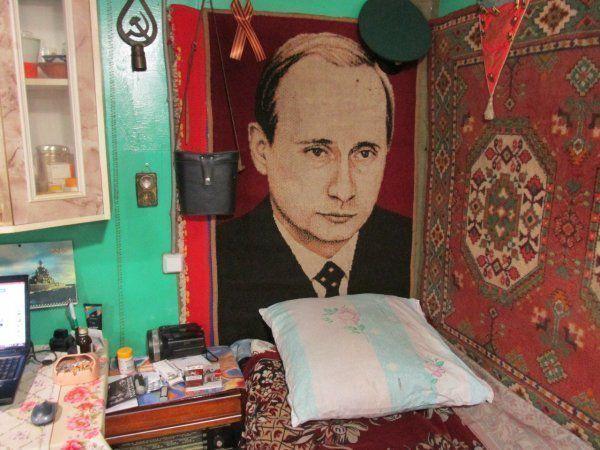 Российские сельские реалии - жуткие, но симпатичные