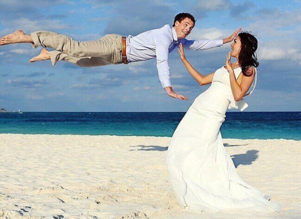 Свадебные фоточки (27 фото)