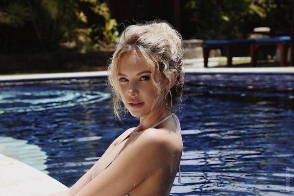 Тиффани Тот модель, актриса и просто красотка (20 фото)
