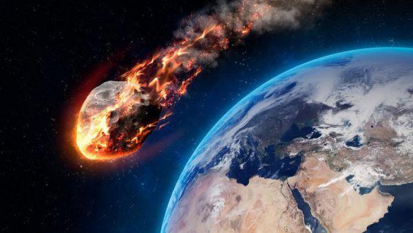 К Земле приближается смертоносный астероид