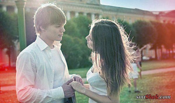Любовь с  первого взгляда бывает только в фильмах?