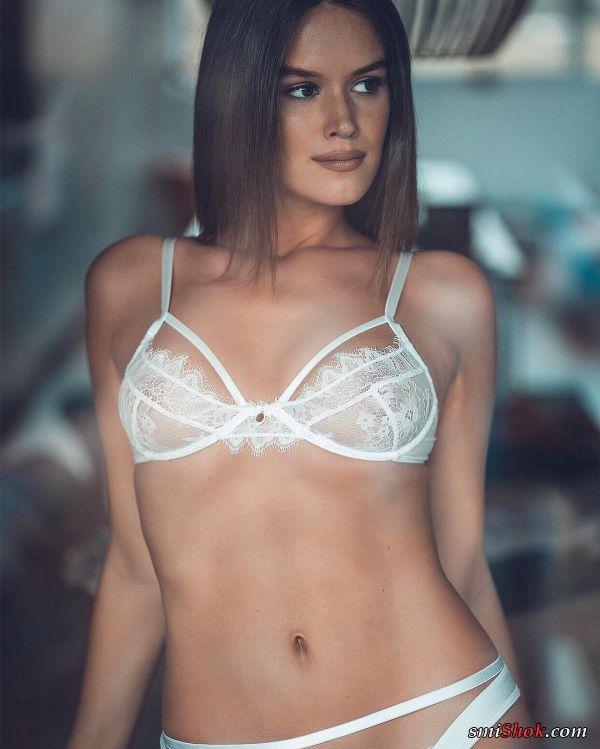 Аннелис Тёрёш бельгийская фото модель (14 фото)