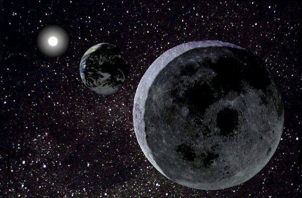Что нас ждет, если исчезнет Луна?