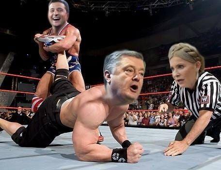 Политический юмор от 4 апреля 2019