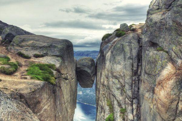 Рай для экстремалов: 5 самых опасных мест на земле!