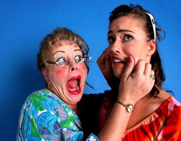 Когда пора сказать «СТОП!» попыткам наладить отношения со свекомонстром?